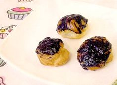 Delicious Chocolate Cream Puffs Recipe for Kids