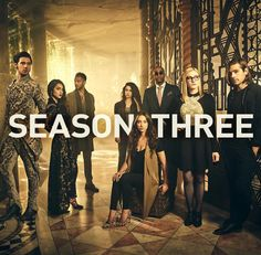 The Magicians! Can't wait! Even though I think season 2 is still going!