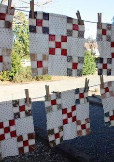 9 patch blocks