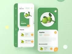 Fresh e-commerce App by Tina Lee for Top Pick Studio on Dribbble Best Picture For Web Design blue Fo Design Android, App Ui Design, Interface Design, Design Design, Ecommerce Web Design, Design Layouts, Stand Design, Booth Design, Flat Design