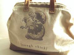 Love this carpenter bag! Would use it as a purse/diaper bag.