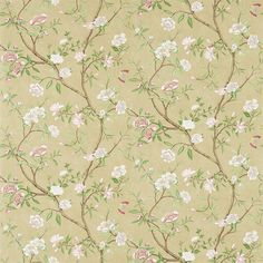 Zoffany - Luxury Fabric and Wallpaper Design | Products | British/UK Fabric and Wallpapers | Nostell Priory (ZWOO311418) | Woodville Wallpapers