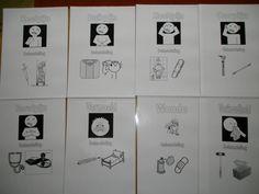 Opdrachtkaarten voor in de doktershoek: Wat gebruikt de dokter bij welke klacht?