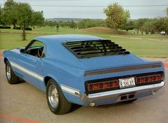 ford mustang shelby gt500 1969