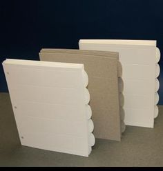 Naked Binder: eco friendly 3 ring binder, office and School Supplies