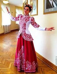 сценические костюмы в народном стиле: 18 тыс изображений найдено в Яндекс.Картинках