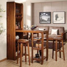 Designer Home Bar Sets, Modern Bar Furniture for Small Spaces Wine Rack Furniture, Bar Furniture, Modern Furniture, Furniture Stores, Cheap Furniture, Mini Bars, Room Furniture Design, Furniture For Small Spaces, Small Rooms