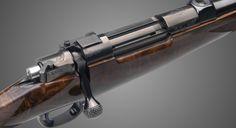 Johann Fanzoj - Custom built weapons - Bolt action rifles - Modern Performance Rifles: Titanium TI-1