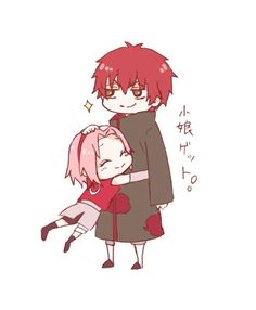 Sakura & Sasori