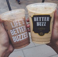Better Buzzed Coffee | Locations in SD If I ever go to San Diego, CA
