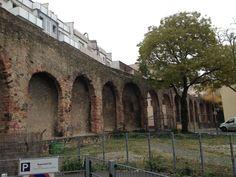 Old wall Frankfurt