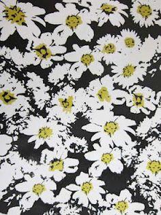Daisy print- Jigsaw
