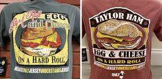 Hard Rolls, Pork Roll, Root Beer, Ham, Eggs, Cheese, Canning, Hams, Egg