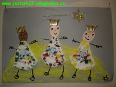 Actividades para a educação de infância 1, Winter, Inspired, Winter Activities, Christmas Ornaments, Crowns, Wizards, Winter Time, Winter Fashion
