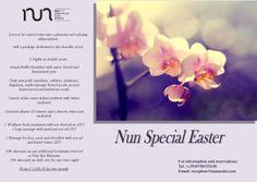 Una Pasqua davvero speciale! #special #easter #nunassisi