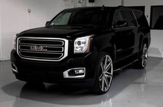 Need a bigger car if we have another baby! Suv Trucks, Jeep Truck, Chevy Trucks, 4x4, Tires For Sale, Yukon Denali, Future Trucks, Cadillac Escalade, Luxury Suv