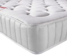 New Sprung Mattress 3ft 4ft 6 5ft Memory Foam Topped Double King Free Phone Helpline 0800 028 3326 From 58 99 Next Day Del Htt