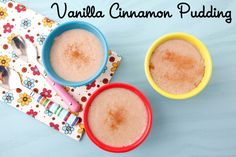 Project Nursery - Weelicious_Vanilla-Cinnamon-Pudding
