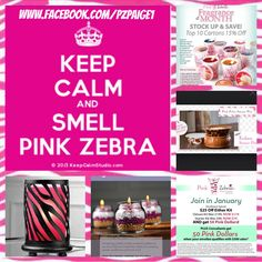 Visit my page to get your sprinkles. Www.pinkzebrahome.com/pzpaige or www.facebook.com/pzpaige1