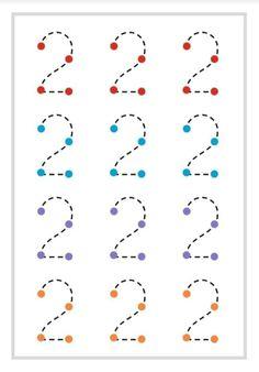 Preschool Writing, Numbers Preschool, Preschool Education, Preschool Learning Activities, Grade R Worksheets, Printable Preschool Worksheets, Kindergarten Math Worksheets, Worksheets For Kids, Math For Kids