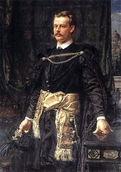 Ян Матейко. Артур Владислав Потоцкий (1850 - 1890).