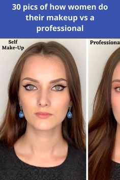 Fortunately, one makeup artist shared her tips and tricks on how women should do their makeup. Julia Ismailova, a Russian makeup artist, even took before and after photos to help women understand makeup application better.