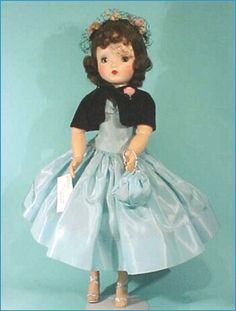 Dolls for Late Summer Madame Alexander Cissy