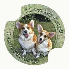 Welsh Corgi Carsters, Coasters for Your Car by Thirstystone Resources, Inc.. $7.79. Each package contains TWO carsters; Two fingertip grips for easy removal from cup holder; Easy to clean and great for gift giving; Fits cup holders in most cars, vans, SUV's, and trucks; Absorbent ceramic coasters will soak up drinks from cup holders. Carsters are absorbent Coasters for your Car, SUV, Van, and truck, They are absorbent ceramic coasters that will soak up those a...