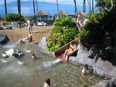 10 Best Family-Friendly Hotel Pools in the World   Hyatt Regency Maui Resort and Spa