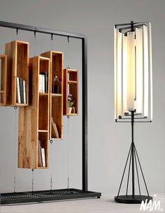 The Frame Book Storage - 2014. Design & Made by NAM