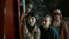 Netflix Renews 'Stranger Things' for Second Season  New episodes of 'Stranger Thngs' are coming to Netflix in 2017 in Season 2. The drama will be built up slowly instead of starting with a big event.  read more