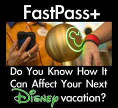 FastPass+: Could It Wreck Your Next Disney World Vacation? (planning article regarding the new FASTPASSES changes)