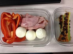 Doesn't this look good?  Great lunch idea for at home or on the go.