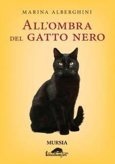 Copertine libri. Gatti neri. All'ombra del gatto nero