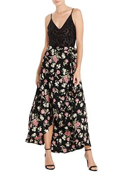 Women's Fashion Trendy Side Tulip Tie Sash Chiffon High Slit Maxi Wrap Skirt BKFL L  Special Offer: $34.00  355 Reviews Indulge in this side tulip maxi skirt accompanied with a self tie sash. Breezy creates a flowy silhouette. Skirt is partially lined.ImportedIndulge in this side...