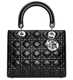 30 Dior Handbag. I love this bag. Class I and chic.