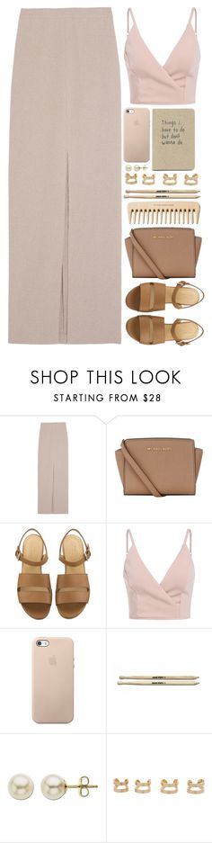 """AURORA - Awakening"" by annaclaraalvez ❤ liked on Polyvore featuring Alice + Olivia, MICHAEL Michael Kors, The Body Shop, Lord & Taylor and Maison Margiela"