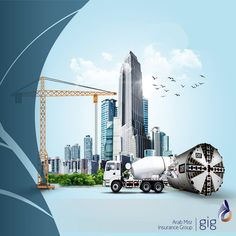 #Engineering_Insurance The basic concept of Engineering Insurance is to provide comprehensive and adequate protection against loss or damage in respect of the contract works, construction plant and equipment and construction machinery as well as third party in respect of property damage or bodily injury arising in connection with the execution of a building project. #التأمين_الهندسي المفهوم الأساسي من التأمين الهندسي هو توفير حماية شاملة وكافية ضد اية خسارة أو ضرر يتعلق بأعمال الانشاءات…