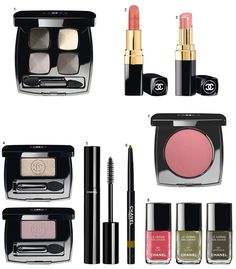 Maquiagem Chanel Superstition Collection!