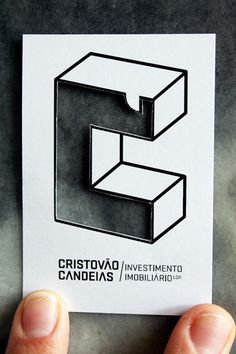 Candeias Cristovão Rebrand. 2011 by Francisco Elias, via Behance