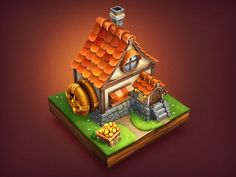 House / RPG by Mike | Creative Mints