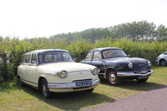 Panhard PL17 Break 1964 (DE-22-59) & Dyna Z12 1957 (DE-15-40)