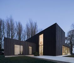 Casa Huize Looveld / Studio Puisto Architects + Bas van Bolderen Architectuur