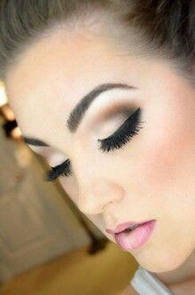 wedding makeup♡