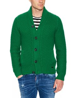 Shawl Collar Cardigan from DSquared2 Apparel on Gilt