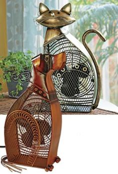 Decorator Fans You'll want to leave them out!