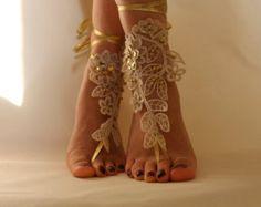 SHİPP playa boda descalzos sandalias boda regalos de Navidad