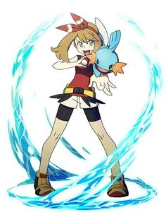 Main Character Girl Characters Amp Art Pok 233 Mon Omega