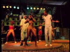 Foxy Brown - Oh Yeah ft. Spragga Benz(HQ Video)! Gangsta Beautiful Caribbean Hip/Hop Persona$!