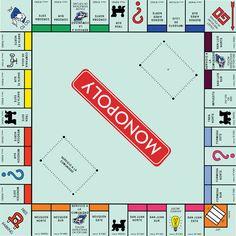Monopoly para imprimir con provincias argentinas (completo)